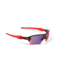 Oakley Mens Purple Flak 2.0 XL Sunglasses