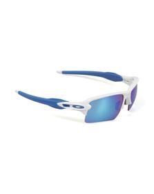 Oakley Mens Blue Flak 2.0 XL Sunglasses