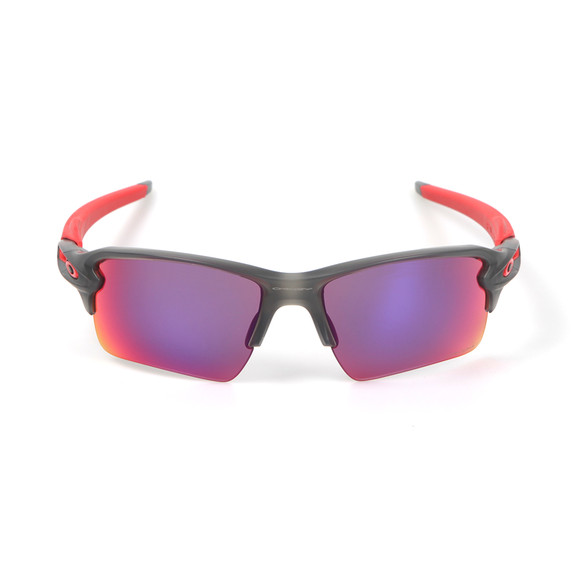 Oakley Mens Purple Flack 2.0 XL Sunglasses main image