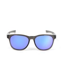 Oakley Mens Grey Stringer Sunglasses
