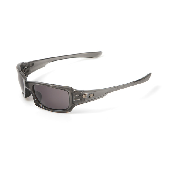 Oakley Mens Grey Fives Squared Sunglasses main image