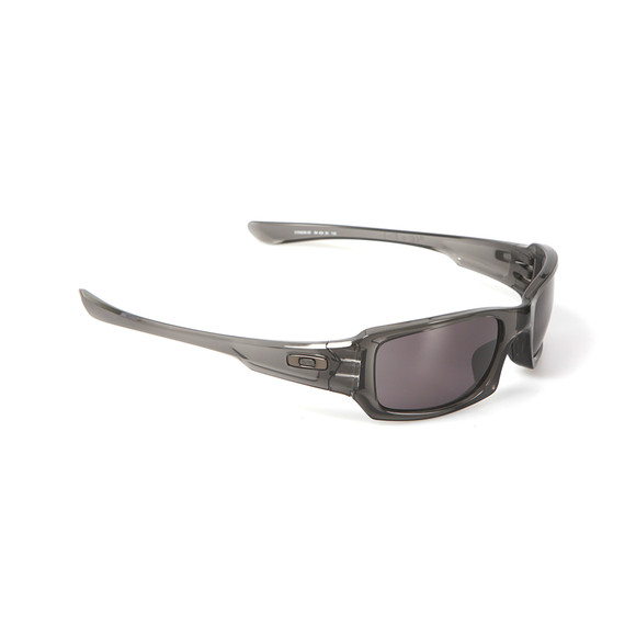 Oakley Mens Grey Fives Squared Sunglasses