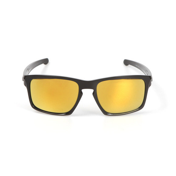 Oakley Mens Yellow Sliver Sunglasses main image
