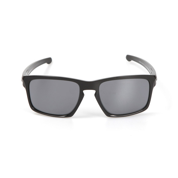 Oakley Mens Black Sliver Sunglasses main image