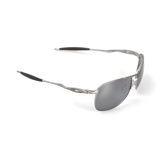 Oakley Mens Grey Crosshair Polarised Sunglasses main image