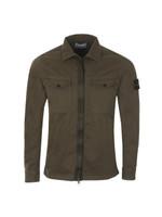 Full Zip Overshirt