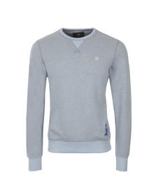 G-Star Mens Blue Varos Sweatshirt