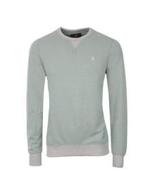 G-Star Mens Green Varos Sweatshirt