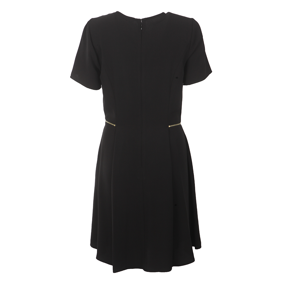 Zipper Waist Dress main image