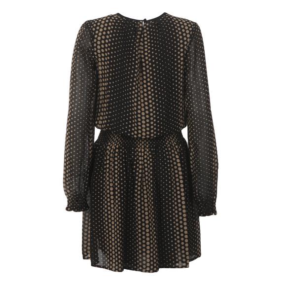 Michael Kors Womens Green Aralia Smock Dress