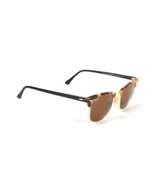 Ray Ban Mens Brown ORB3016 Sunglasses