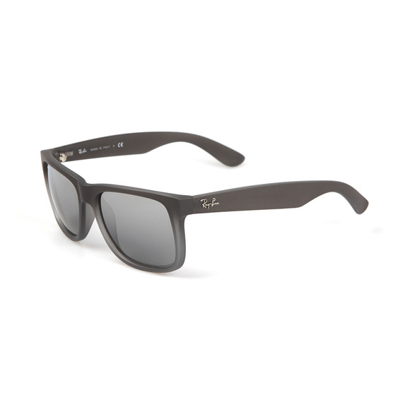 Ray Ban Mens Black ORB4165 Justin Sunglasses main image