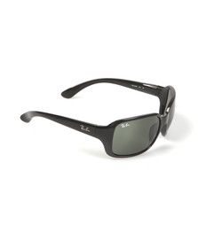 Ray Ban Mens Black ORB4068 Sunglasses