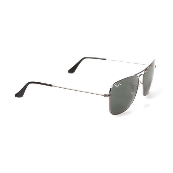 Ray-Ban Mens Silver Ray Ban ORB3136 Sunglasses