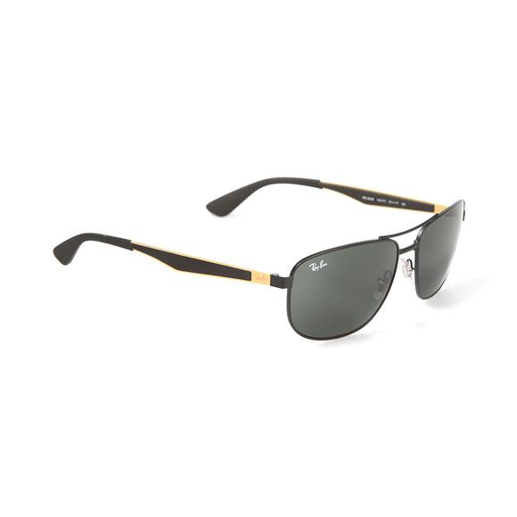 Ray Ban Mens Black Sunglasses main image