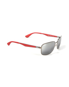 Ray Ban Mens Black ORB3025 Sunglasses