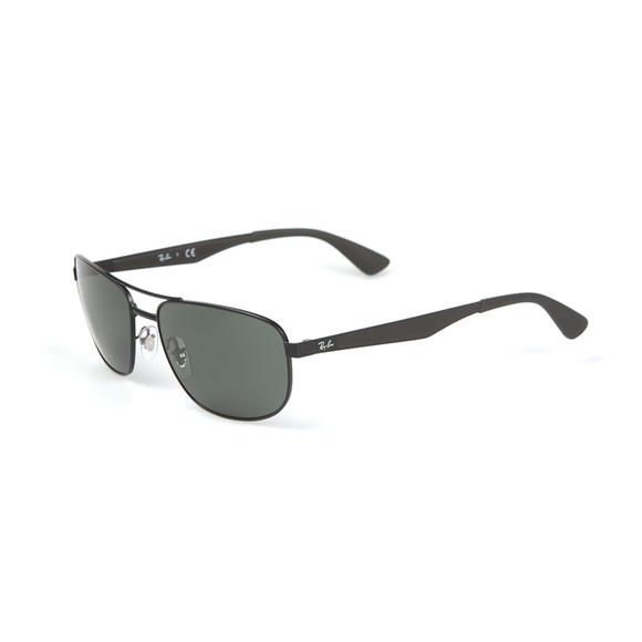 Ray-Ban Mens Black ORB3528 Sunglasses main image