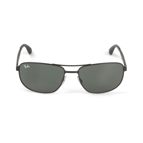 Ray Ban Mens Black ORB3528 Sunglasses main image