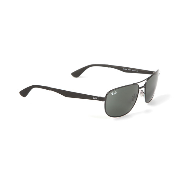Ray-Ban Mens Black ORB3528 Sunglasses