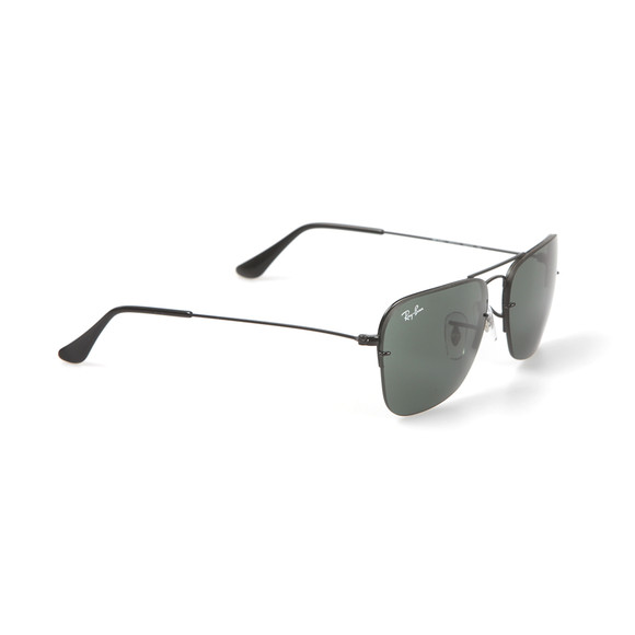 Ray Ban Mens Black ORB3461 Sunglasses main image