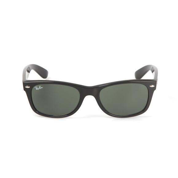 Ray Ban Mens Black ORB2132 Sunglasses main image
