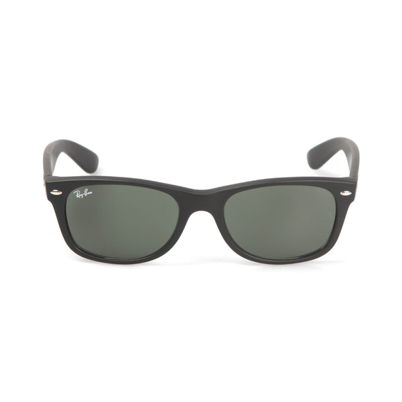 Ray Ban Mens Black Wayfarer Sunglasses main image