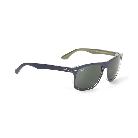 Ray Ban Mens Black Wayfarer Sunglasses main image
