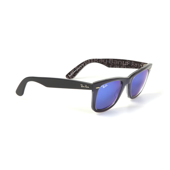 Ray Ban Unisex Blue ORB2140 Sunglasses main image