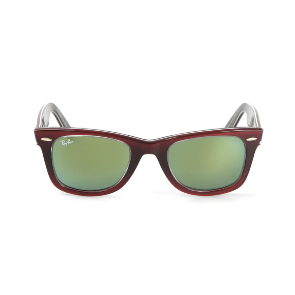 Ray Ban Unisex Green ORB2140 Sunglasses main image