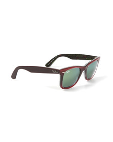 Ray Ban Unisex Green ORB2140 Sunglasses