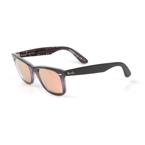 Ray Ban Unisex Brown ORB2140 Sunglasses main image