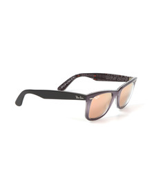 Ray Ban Unisex Brown ORB2140 Sunglasses