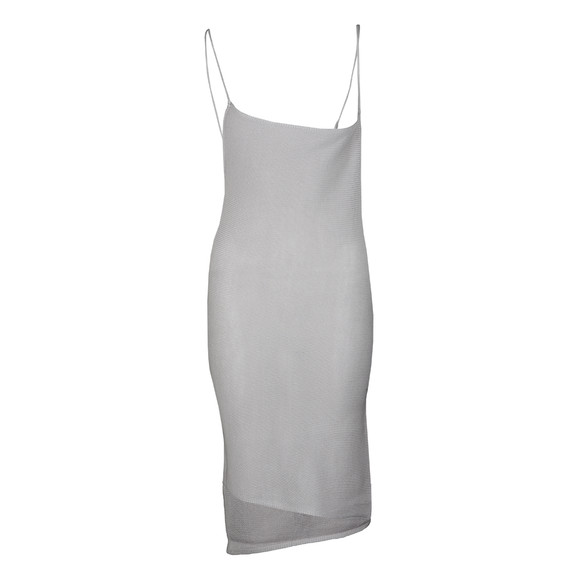 Babymilk Womens Grey Ibiza A-Symmetrical Dress