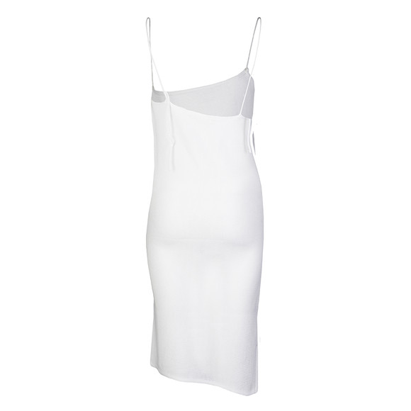 Babymilk Womens White Ibiza A-Symmetrical Dress main image