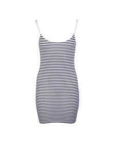 Babymilk Womens White Stripe Dress