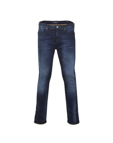 Scotch & Soda Mens Blue Catch 22 Tailored Slim Jean