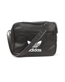 Adidas Originals Mens Black Airliner Adicol Bag