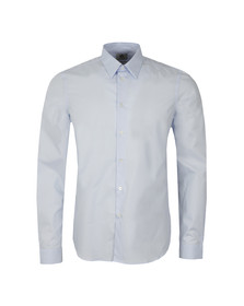 Paul Smith Mens Blue Long Sleeve Tailored Shirt