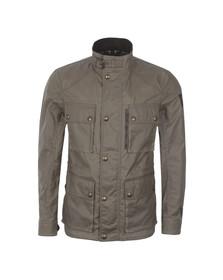 Belstaff Mens Brown Trialmaster Wax Jacket