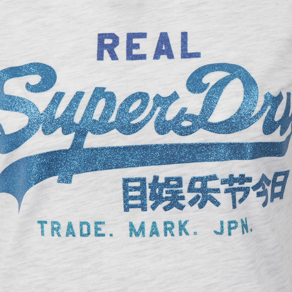 Vintage Logo Tri Entry Tee main image