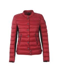 Belstaff Womens Red Silverthorn Down Jacket