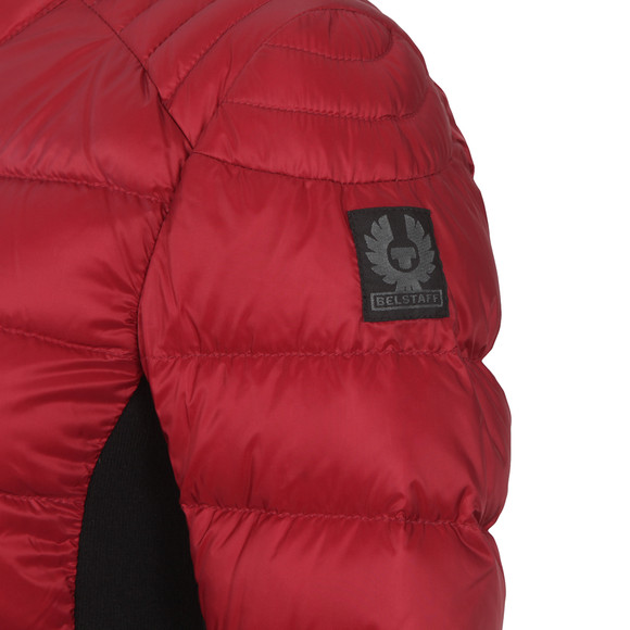 Belstaff Womens Red Silverthorn Down Jacket main image