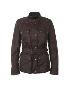Belstaff Womens Red Roadmaster 2.0 Jacket