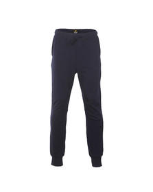 Lyle and Scott Mens Blue Slim Fit Cuffed Jogger