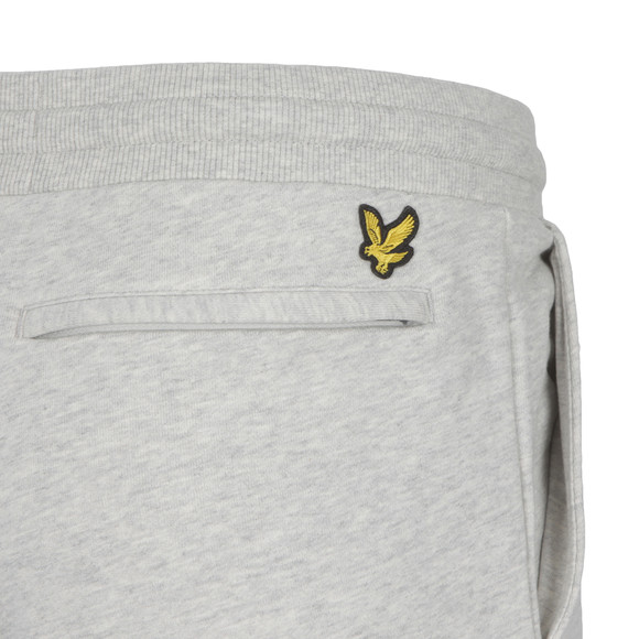 Lyle and Scott Mens Grey Slim Fit Cuffed Jogger main image