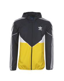 Adidas Originals Mens Blue Colorado Windbreaker