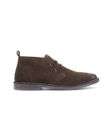 Superdry Mens Brown Dakar Boot