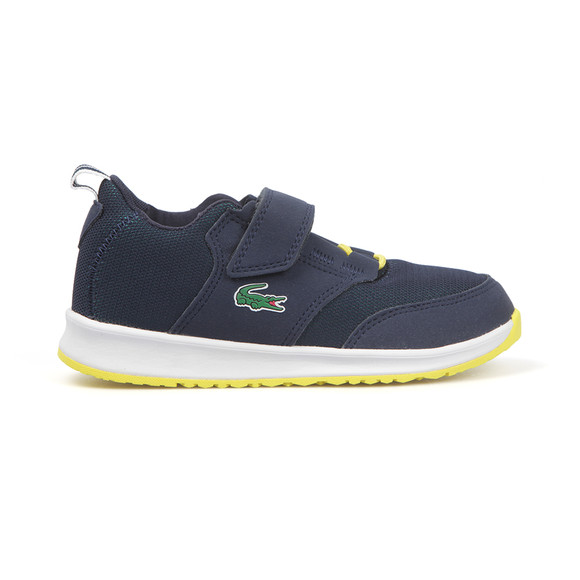Lacoste Sport Boys Green Light 316 Trainer main image