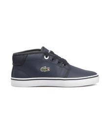 Lacoste Sport Boys Blue Ampthill 316 Trainer