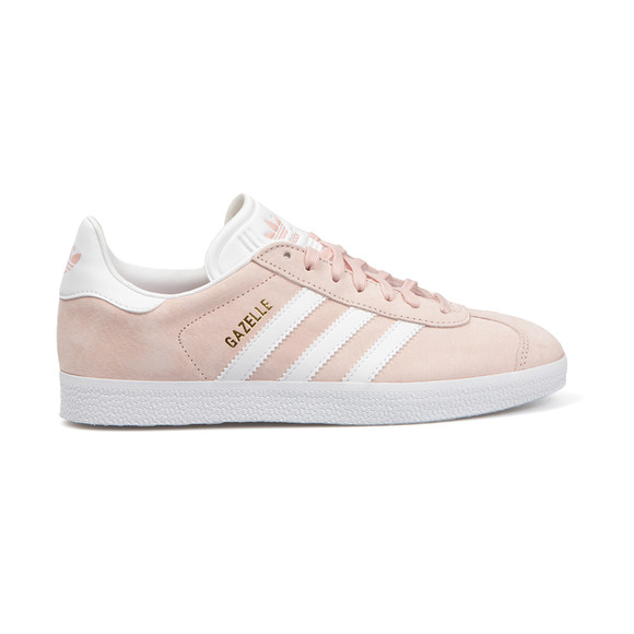 adidas Originals Womens Pink Gazelle OG W Trainer